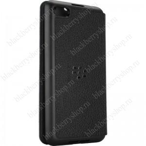 chekhol-blackberry-z30-FlipShell-chernyj-ACC-57201-001-3