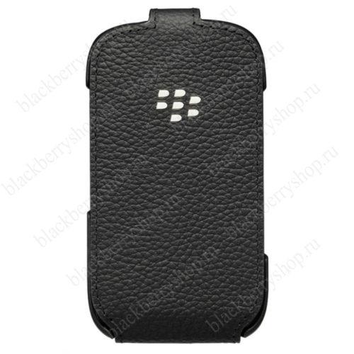 chekhol-blackberry-curve-9220-9320-FlipShell-chernyj