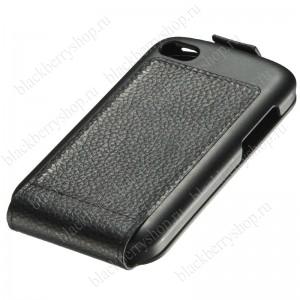 chekhol-blackberry-q10-FlipShell-chernyj-ACC-50707-201-2