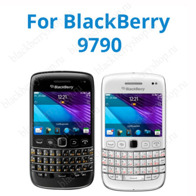 Для BlackBerry 9790