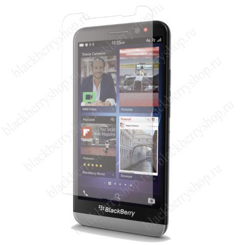 Пленка BlackBerry Z30 защитная