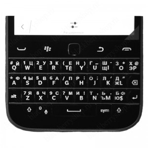 BlackBerry Classic Black 4G LTE Q20