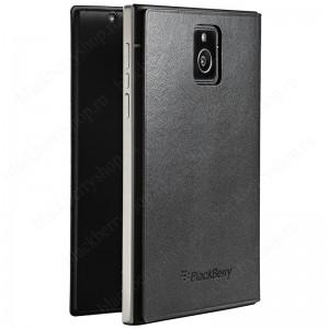 Чехол BlackBerry Passport Leather Flip Черный
