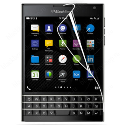 Пленка BlackBerry Passport защитная