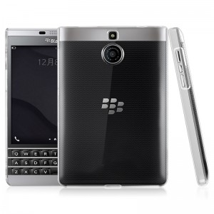 Чехол BlackBerry Passport Silver Edition Crystal Clear
