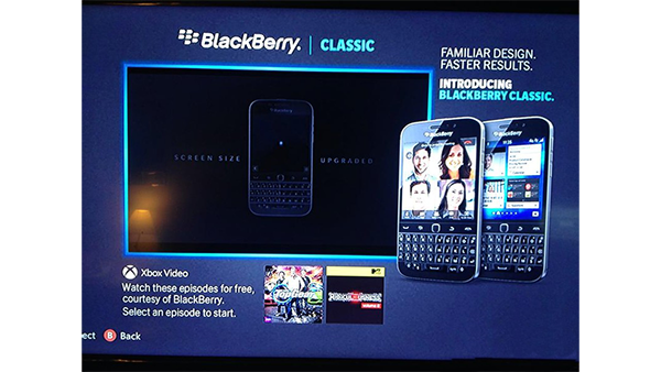 BlackBerry-Classic-On-XBox-Live