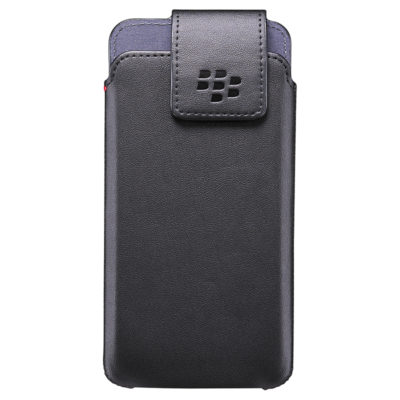 Чехол BlackBerry DTEK50 Swivel Holster Case Black
