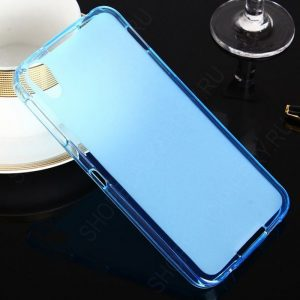 Чехол BlackBerry DTEK50 Soft Shell Case Blue