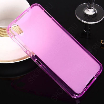 Чехол BlackBerry DTEK50 Soft Shell Case Pink