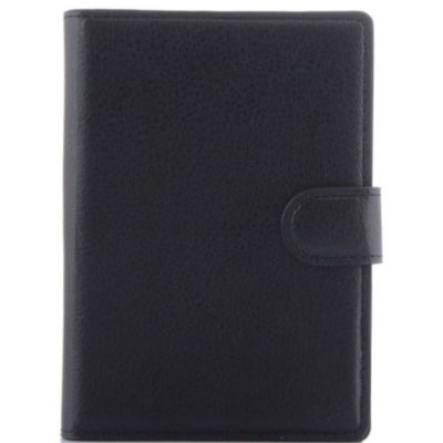 Чехол BlackBerry Passport Leather Flip Case Black