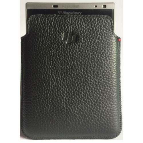 Чехол BlackBerry Passport Leather Pocket Black