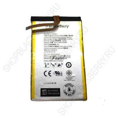 аккумулятор blackberry classic
