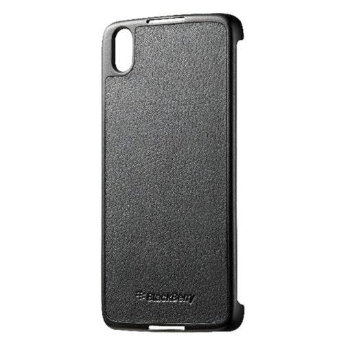 Чехол BlackBerry DTEK50 Hard Shell Leather Case Black