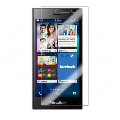 Пленка BlackBerry Leap защитная