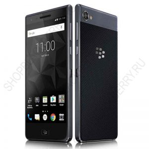 BlackBerry Motion Black 4G LTE 2