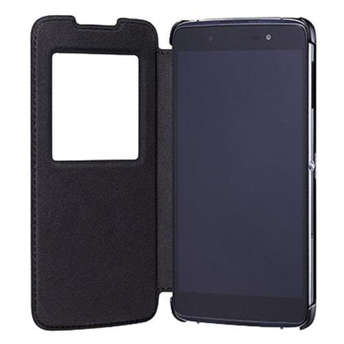 Чехол BlackBerry DTEK50 Smart Flip Case Black