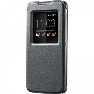 Чехол BlackBerry DTEK50 Smart Flip Case Black