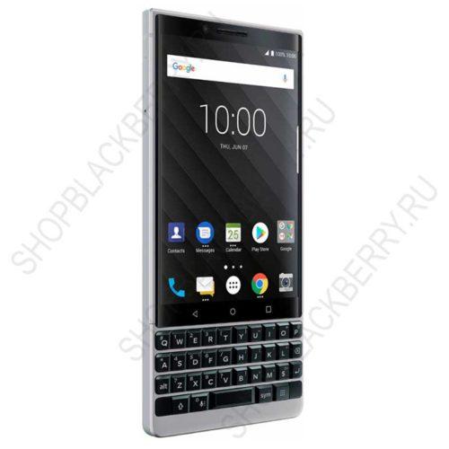 BlackBerry KEY2 Silver 4G LTE 64GB-2