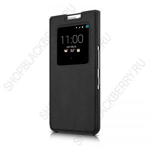 Чехол BlackBerry KEYone Smart Flip Case Black