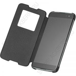 Купить оригинальный Чехол BlackBerry DTEK60 Smart Flip Case Black
