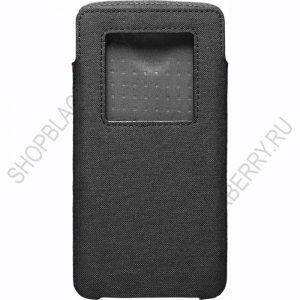 Чехол BlackBerry DTEK60 Smart Pocket Case Black