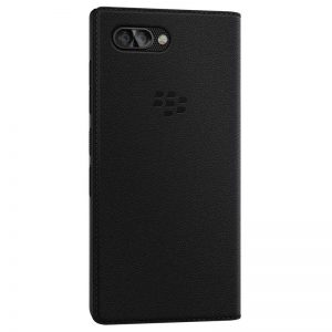 chekhol-blackberry-key2-smart-flip-case-cover-black-fcf100-3aaleu1
