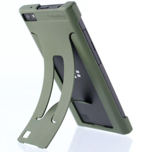 Чехол BlackBerry Leap Flex Shell Green