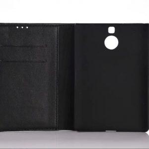 Чехол для BlackBerry Passport Silver Edition Leather Flip Black