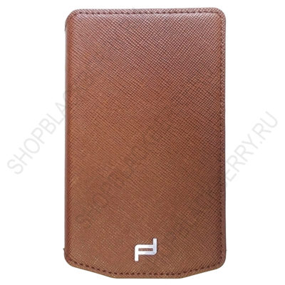 Чехол BlackBerry Porsche P9983 Flip Case Orange