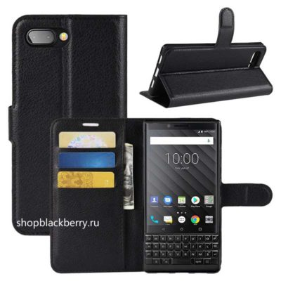 chekhol-blackberry-key2-flip-case-eco-leather