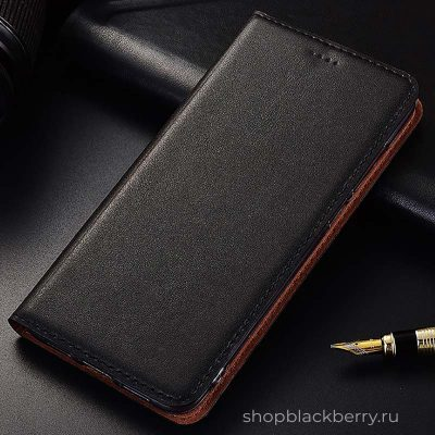flip-case-naturalnaya-koja-black-for-blackberry-key2-5