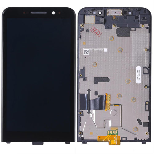 Дисплей BlackBerry Z30 в сборе