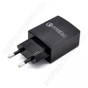 Quick Charge 3.0 & 2.0 быстрая зарядка