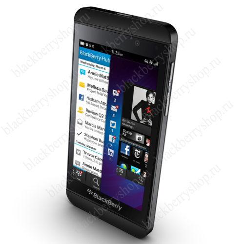 BlackBerry Z10 Black 4G LTE