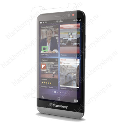 Пленка BlackBerry Z30 защитная
