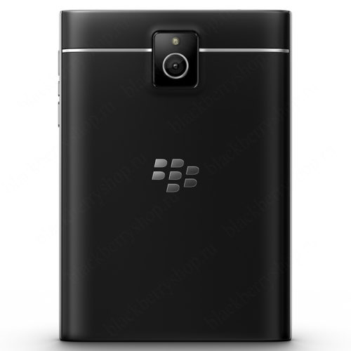 BlackBerry Passport Black 4G LTE
