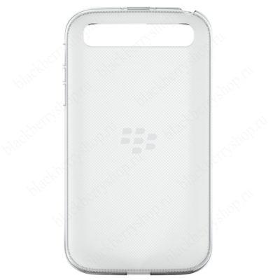 Чехол BlackBerry Classic Белый Softshell ACC-60086-002