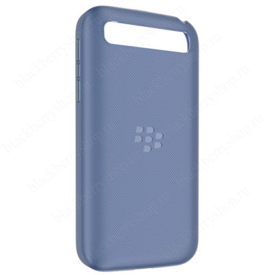 Чехол BlackBerry Classic Синий Softshell