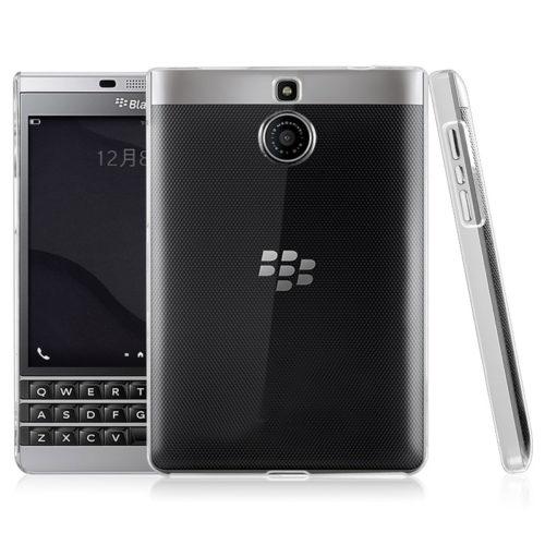 Чехол BlackBerry Passport Silver Edition Crystal Clear