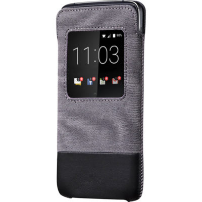 Чехол BlackBerry DTEK50 Smart Pocket Case Black/Gray