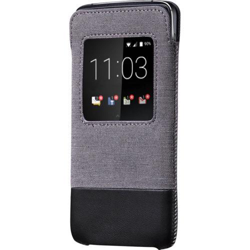 Чехол BlackBerry DTEK50 Smart Pocket Case Black/Gray