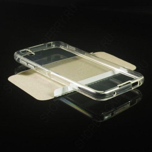 Чехол BlackBerry DTEK50 Soft Shell Case Clear