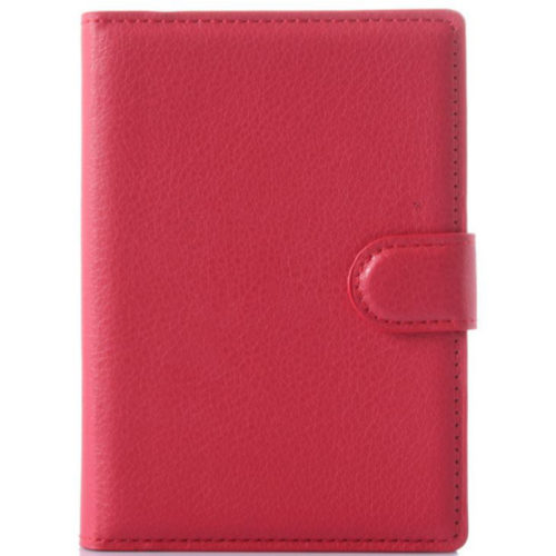 Чехол BlackBerry Passport Leather Flip Case Red