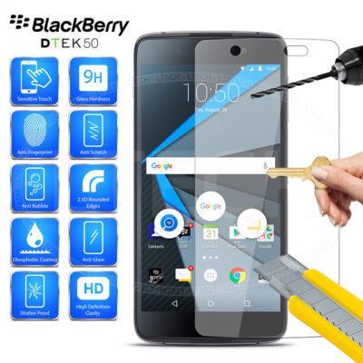 Стекло защитное BlackBerry DTEK50