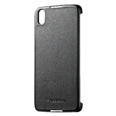 Чехол BlackBerry DTEK50 Hard Shell Leather Case Black