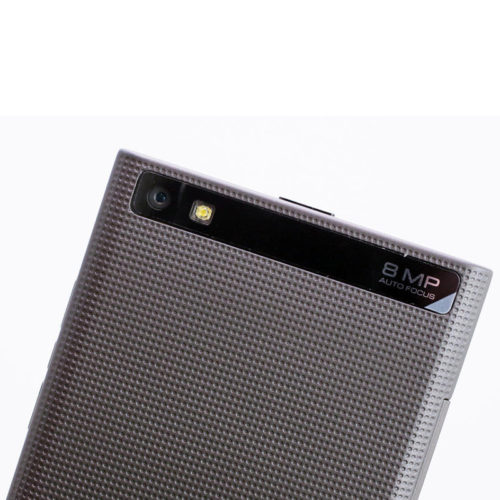 BlackBerry Leap Black 4G LTE
