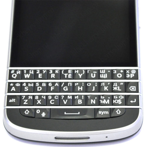 BlackBerry Q10 Silver 4G LTE