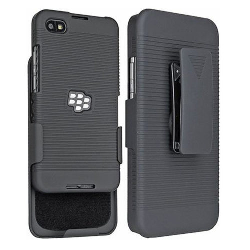 Чехол BlackBerry Z30 Case Cover Swivel Black