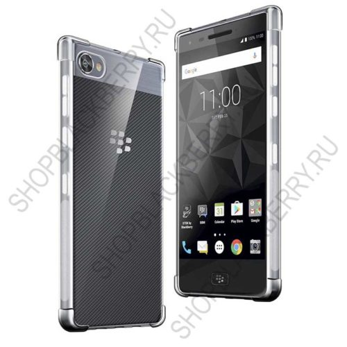 Силиконовый чехол BlackBerry Motion Soft Shell Clear