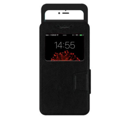 chehol-blackberry-dtek50-slider-flip-case-black